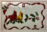 Cardinals Large Tray (Insert Only)