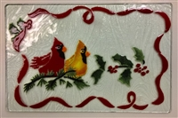 Cardinals Small Tray (Insert Only)