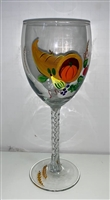 Cornucopia White Wine Glass