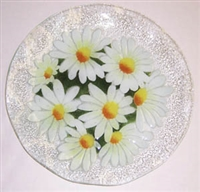 Daisy 12 inch Plate
