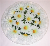 Daisy 14 inch Plate