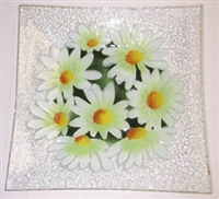 Daisy Large Square Plate
