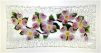 Dogwood Rectangle Plate