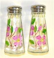 Dogwood Salt and Pepper Shakers