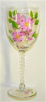 Dogwood White Wine Glass