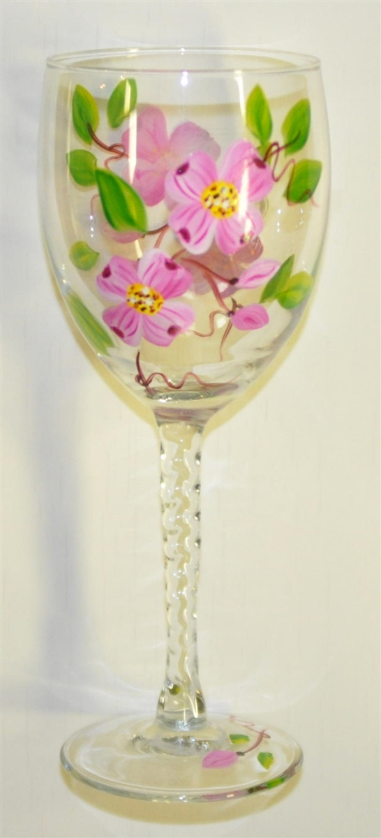 Dogwood white wine glass mightylinksfo