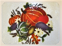 Fall Harvest Large Tray (Insert Only)