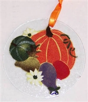 Fall Harvest Suncatcher