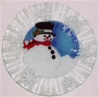 Frosty 10.75 inch Plate