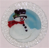 Frosty 9 inch Plate