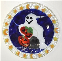 Ghost 9 inch Plate