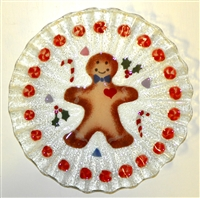 Gingerbread 10.75 inch Plate