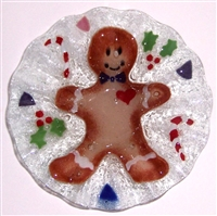 Gingerbread 7 inch Bowl