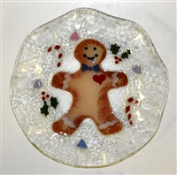 Gingerbread 9 inch Bowl