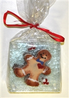 Gingerbread Boy Coasters