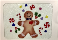 Gingerbread Large Tray (Insert Only)