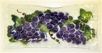 Grape Rectangle Plate