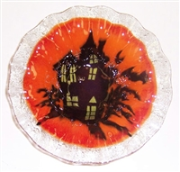 Haunted House 7 inch Bowl