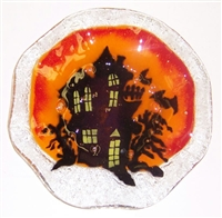 Haunted House 9 inch Bowl