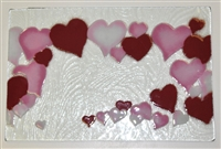 Hearts Small Tray (Insert Only)