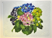 Hydrangea Large Tray (Insert Only)