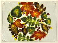 Fall Leaves Large Tray (Insert Only)