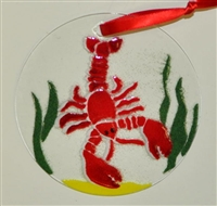 Lobster Suncatcher