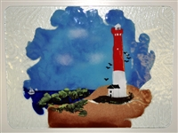 Large Barnegat Lighthouse Tray (Insert Only)