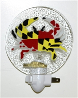 Maryland Flag Crab Nightlight