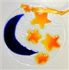 Moon and Stars Suncatcher