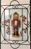 Nutcracker Large Tray (with Metal Holder)
