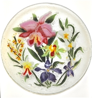Orchid 15 inch Bowl