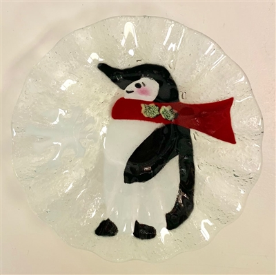 Penguin 7 inch Bowl
