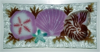 Rectangle Sea Shell Plate