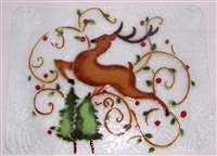 Reindeer Large Tray (Insert Only)
