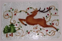 Reindeer Small Tray (Insert Only)