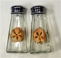 Sand Dollar Salt and Pepper Shakers