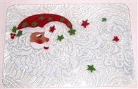 Santa Moon Small Tray (Insert Only)
