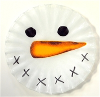 Snow Head 10.75 inch Plate