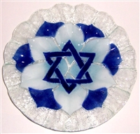 Star of David 7 inch Bowl