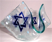 Star of David Small Candleholder