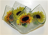 Sunflower Large Candleholder