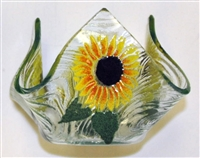 Sunflower Small Candleholder