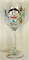 Tillie White Wine Glass