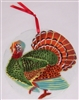 Turkey 7 inch Suncatcher