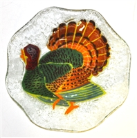 Turkey 9 inch Bowl