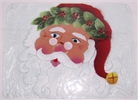 Victorian Santa Large Tray (Insert Only)
