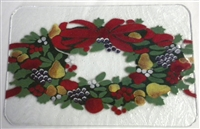 Williamsburg Wreath Small Tray (Insert Only)