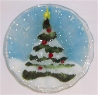 Christmas Tree 7 inch Bowl
