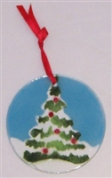 Christmas Tree Suncatcher